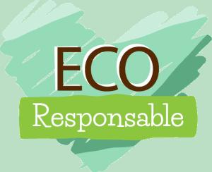 Bulles à malices est eco-responsable