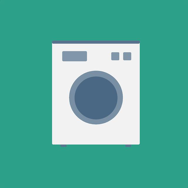 entretenir les couches lavables, visuel machine à laver