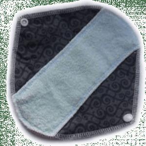 serviette hygienique lavable jour deco eco responsable